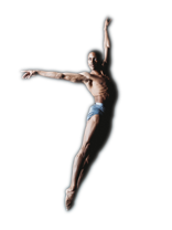 Roderick Phifer-balletX Dancer