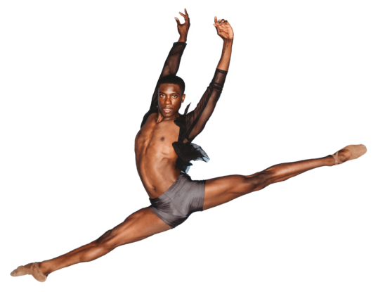 Stanley Glover-balletX Dancer