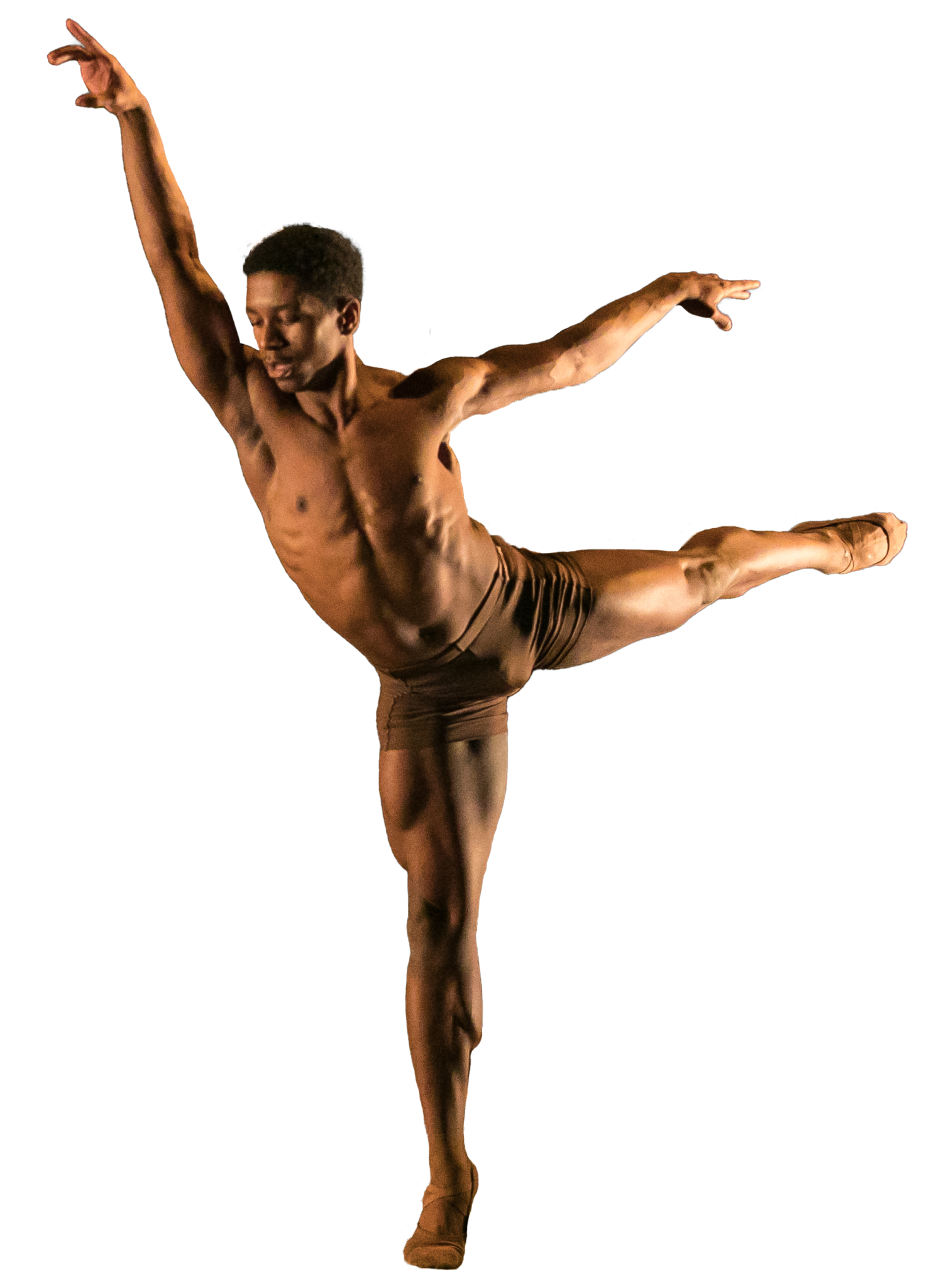 Shawn Cusseaux-balletX Dancer