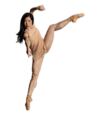 Andrea Yorita-balletX Dancer