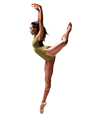 Ashley Simpson-balletX Dancer