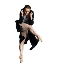 Chloe Perkes-balletX Dancer