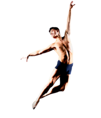 Daniel Cho-balletX Dancer